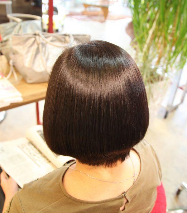 【シルクストレート縮毛矯正】前橋美容室縮毛矯正髪質改善トリートメント白髪染サムネイル