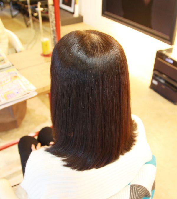 【髪質改善トリートメント】前橋美容室髪質改善白髪染め縮毛矯正カットサムネイル