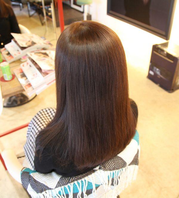 【髪質改善トリートメント】前橋美容室髪質改善白髪染め縮毛矯正サムネイル