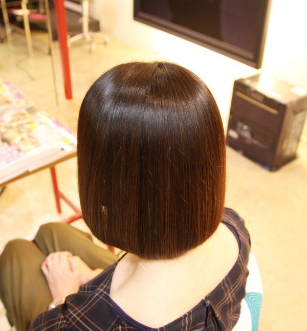 【髪質改善トリートメント】前橋白髪染め縮毛矯正髪質改善トリートメントサムネイル